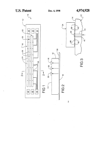 US 4974928 A – Integral fiber optic printhead