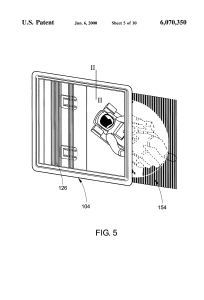 US 6070350 A – Display/viewer for multiple, 3D, and other special visual effects