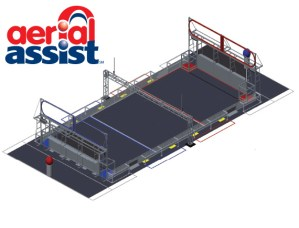 2014 FIRST Robotics Competition Playing Field
