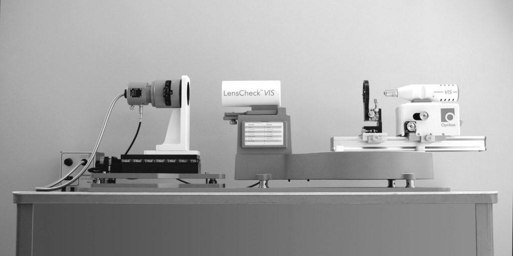 LensCheck Adjustable Conjugate B&W