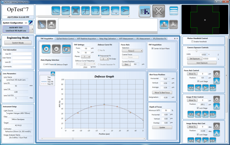 OpTest 7 Screenshot 2