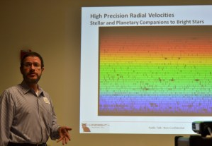 Arsen Hajian Discusses His Work with Optical Spectrometers