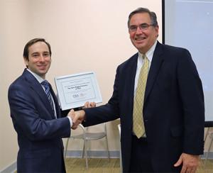Steve Fantone-Peter Goldstein NES-OSA Award 2016
