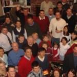 Optikos Holiday Party at the Fantone's, Dec. 2007