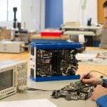 Rich Rustin testing OG-1000, 2015