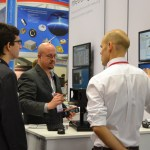Haskell Kent and Imatest CEO, Jeff Herman review Meridian camera testing at PW 2015