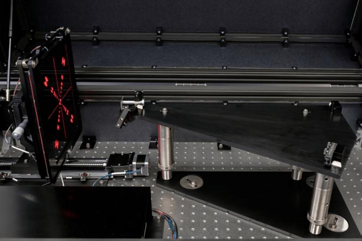 MTF Measurement at Proper Conjugates - Optikos