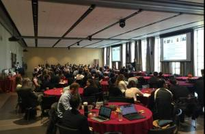 Stephen D. Fantone Speaks at U of R Institute of Optics Industrial Associates Meeting