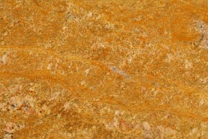 Imperial Gold(D) granite work surfaces installed Birmingham