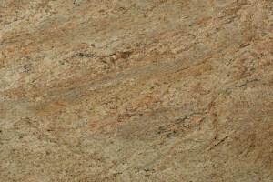 Madura Gold_L granite worktops installed Birmingham