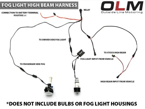 small resolution of diy olm fog light bypass install diy fog light wiring harness diy fog light wiring harness