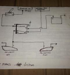 thread fog light wiring wiring diagram home simple wiring diagram to bypass foglights works w o [ 1600 x 1200 Pixel ]