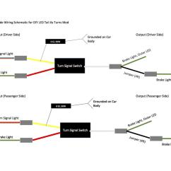 Hot Rod Turn Signal Wiring Diagram Skin Cancer Cell Diy Tail Light Get Free Image