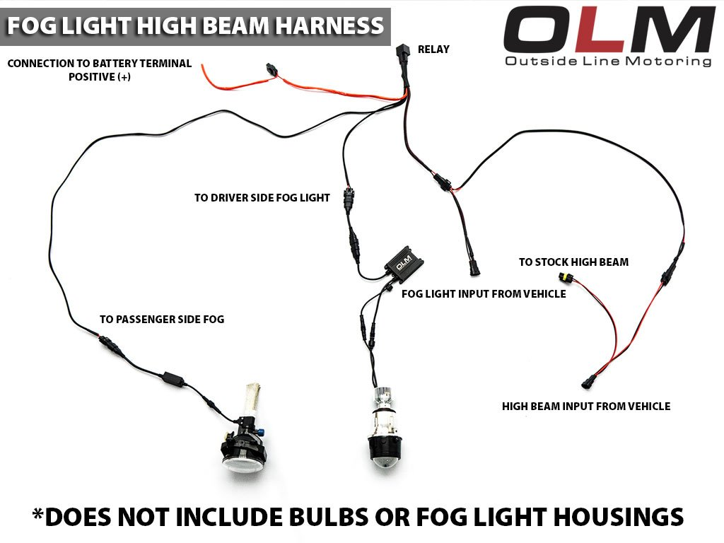 [DIY] : OLM Fog Light Bypass Install
