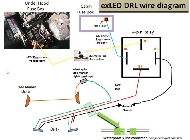 12v relay wiring diagram 5 pin wiring diagram relay wiring diagram 5 pin wire
