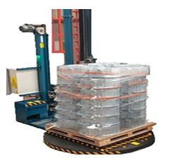 20 Pallet / Hour-Return Table (Rev Stretch Wrapping RSS)