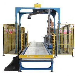 30 Pallets Hour - Rotary Arm ( Maxi Stretch Wrapping MxSS)