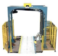 40 Pallets Hour - Rotary Arm ( Jumbo Stretch Wrapping Jmss)