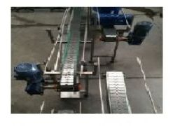 Inox Band Conveyor (Straight – Returning)