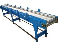 Roller Accumulation Conveyor (Straight - Returning)