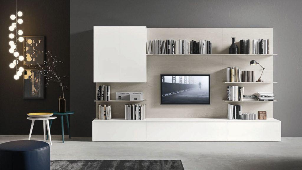 meuble tv mural salon optimal annecy