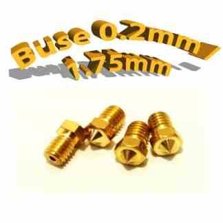 Buse E3D 0.2mm 1.75mm