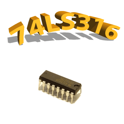 74LS316
