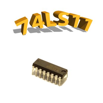 74LS11 - TRIPLE 3-INPUT ET GATE - DIP14
