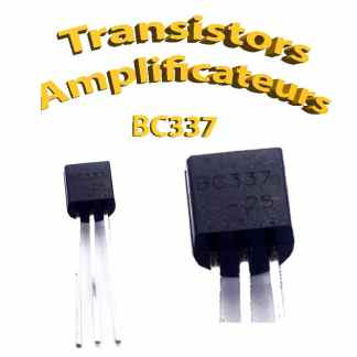 BC337A - Transistors Bipolaire - NPN - TO-92