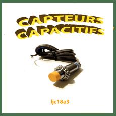 Capteur capacitifs LJC18A3