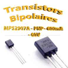 2N2907- Transistors Bipolaire - PNP - MPS2907A
