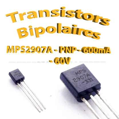 2N2907- Transistors Bipolaire - PNP - MPS2907A