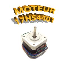Moteur pas à pas - 17HS4401 - 1.7A