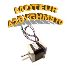 Moteur pas à pas - 42BYGHM810 - 2,5A