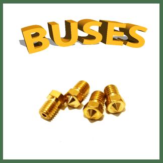 BUSES - IMPRIMANTES 3D