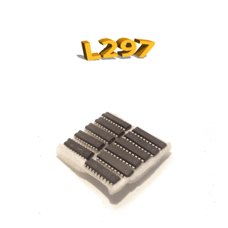 L297N - COMMANDES MOTEUR PAS A PAS