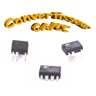 Convertisseur CA / CC courant alternatif/Courant continu
