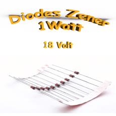 Diode Zener 18V - 1W - 1N4746A
