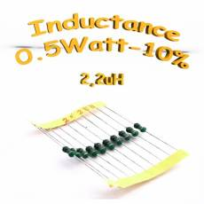 Inductance 2.2uH - Inductor 2.2uH 0,5w 10%