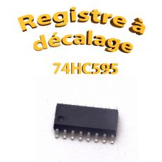 74hc595 arduino