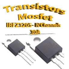 IRF3205 -Mosfet N - 55v - 110A - To220 - 200W