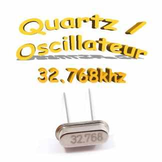 Quartz 32.768Khz - HC-49s