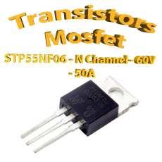 P55NF06L - STP55NF06L -N-channel 60 V, 55A