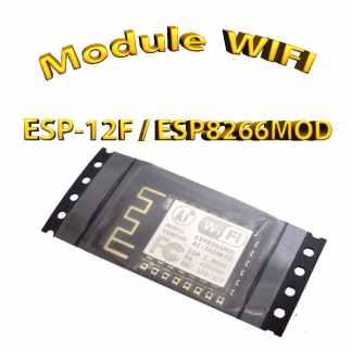 ESP12F- Module Wifi à base d'esp8266 - 2,4Ghz - 80ma