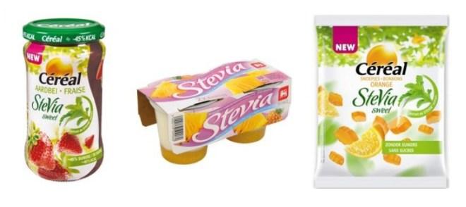 Stevia producten