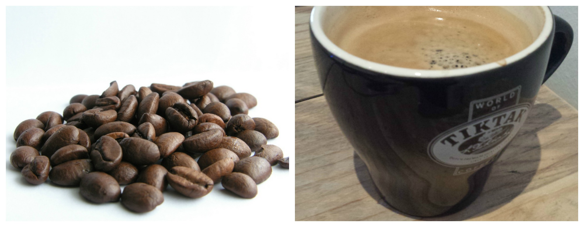 hoeveel koffiebonen per kopje koffie