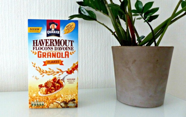 Quaker havermout granola