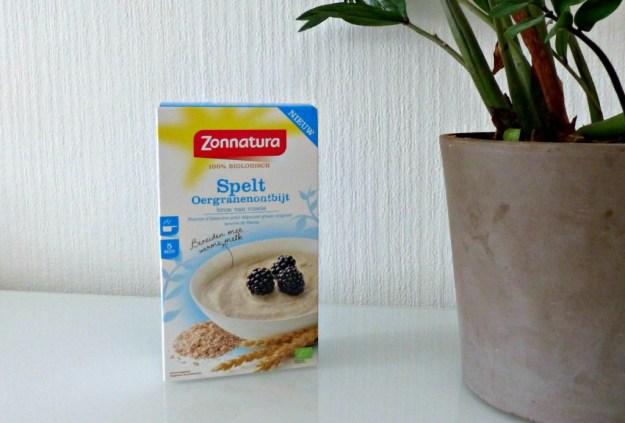 Zonnatura spelt ontbijt