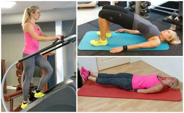 Weekend workout challenge 8