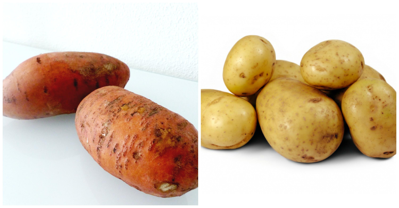 zoete aardappel hoeveel koolhydraten